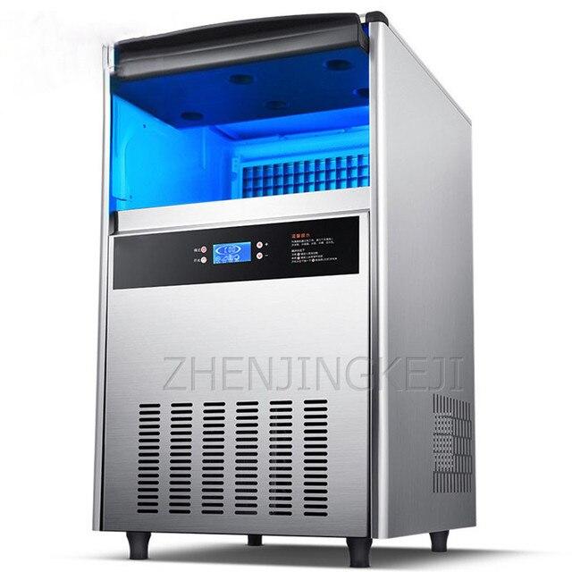 Фото полностью автоматическая льдогенератор все в одном небольшой