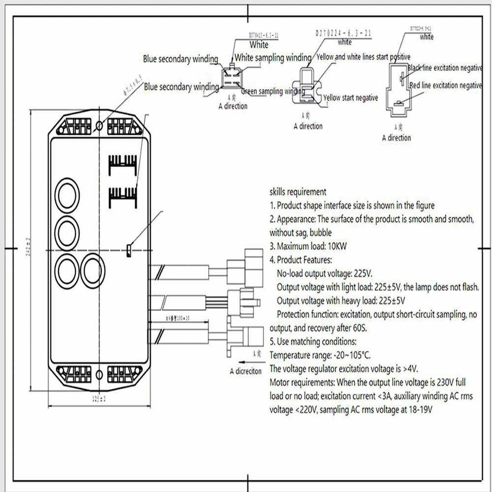 Universal 8 wires 8kw 15kw AVR Automatic voltage regulator single phase on 120v wiring, air compressor pressure switch wiring, 4 wire dryer plug wiring, 12v wiring, 24v wiring, electrical wiring, air conditioning wiring, single phase wiring,