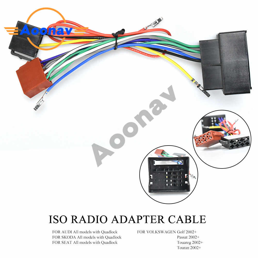 [SCHEMATICS_4NL]  Aoonav 12 125 ISO Radio Adapter for BMW 3 Series (E90/91/E92/E93) Wiring  Harness Connector Lead Loom Cable Plug Adaptor Stereo| | - AliExpress | Jvc Wiring Harness Adaptors Bmw |  | AliExpress