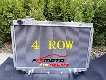 Radiator For Toyota Landcruiser Prado RZJ95 VZJ95R Petrol 96-5//03 3.4L AT//MT