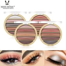 Hot 5 Colors/set Shimmer Eye Shadow Fashion Glitter Mermaid Eyeshadow Waterproof Makeup Smooth Pigment  Palette High Cosmetic