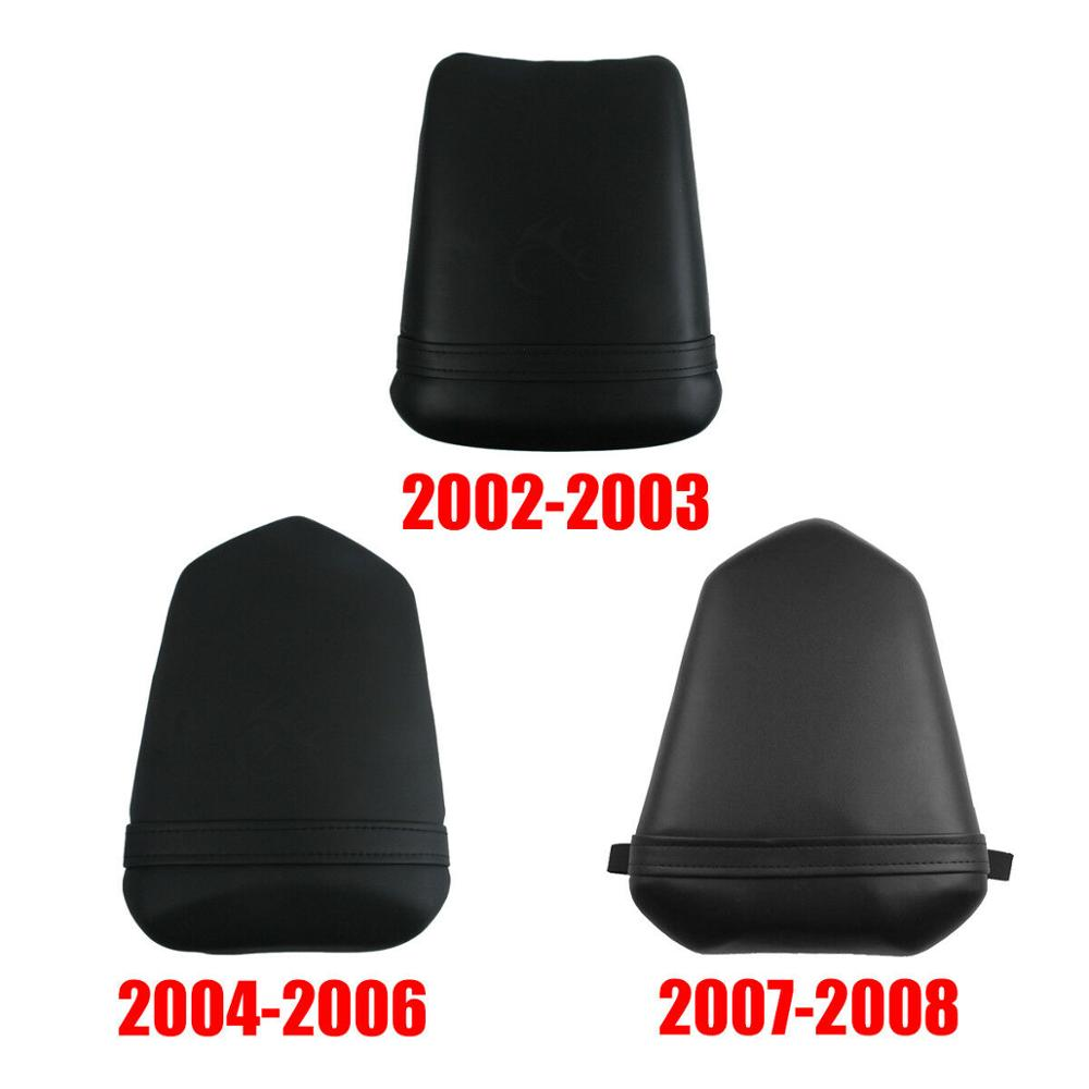Motorcycle Rear Pillion Passenger Seat For Yamaha YZF R1 2002-2003 2004-2006 2007-2008 2005