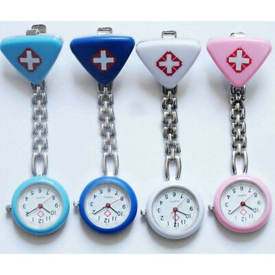 By Silicone brooch nurse Watch Pocket quartz Unisex Pocket Watch gc 99 S0237 sent from Italy