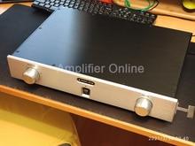 1PCS Finished PASS 1.7 Audio Pre-amplifier HiFi Stereo XLR/RCA FET Balanced Preamplifier 40W type-R transformer AP58