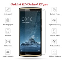 For Oukitel K7 Pro Tempered Glass Premium 9H 2.5D Explosion-