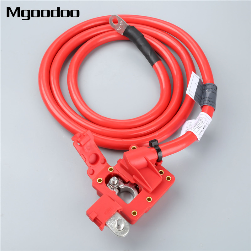 Battery Cable 61126989780 Fit For Car 2006-2007 525xi 2008-2010 528i