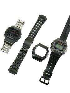 Watch-Accessories Solid-Strap Stainless-Steel DW5600 GW5000 Casio g-Shock Sports