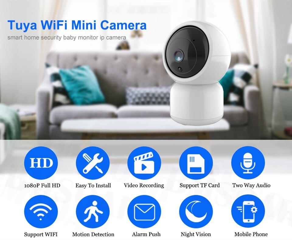 tuya wifi camera