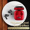Wireless Bluetooth Earphone Touch Control Wireless headset Sports Waterproof earbuds TWS500mah Miniheadsets With Microphone discount