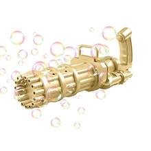 Soap bubbles for children gatling bubbles mini toy machine gun bubble toy outdoor games garden child toy weapons from cs go פופי