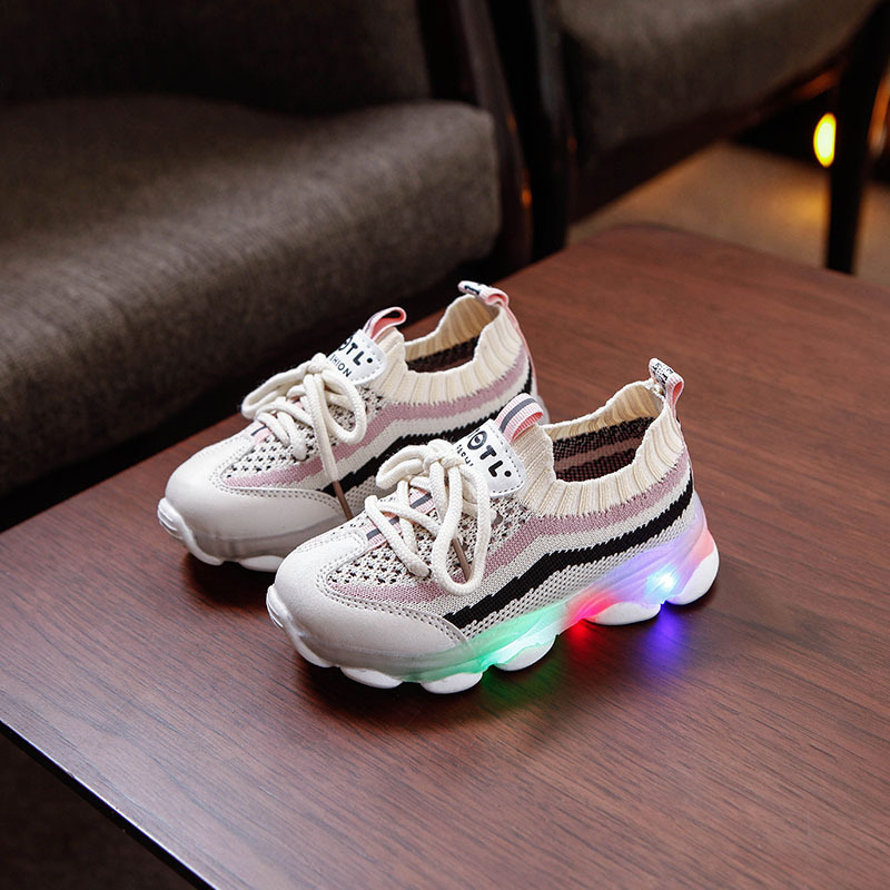 Knitted Non-slip Fashion Sneakers 5
