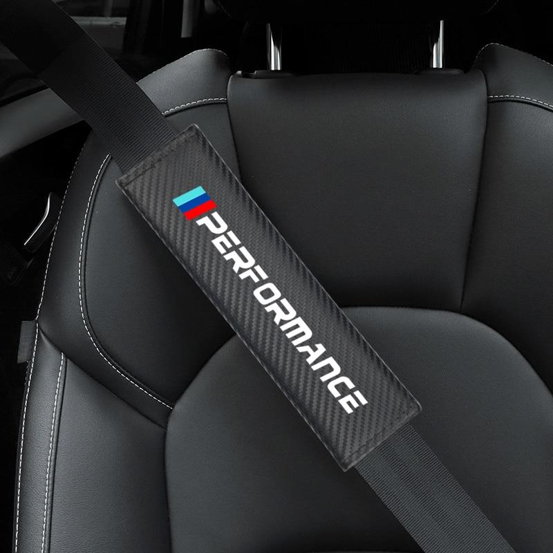 2 шт. Новое поступление защитный чехол из углеродного волокна для BMW X1 X3 X5 X6 E46 e39 E90 E36 E60 E34 E30 аксессуары для автостайлинга