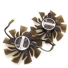 Ventilador do refrigerador 12v 83mm 42*42*42mm 4pin para zotac gtx 960-2gd5 ha x-gaming oc placa gráfica ventilador de refrigeração