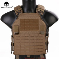 Emersongear Tactical Laser-Cut Quick Release 420 PLate Carrier Vest Light-Weight MOLLE LCS Special Plate Carrier Hunting Vest