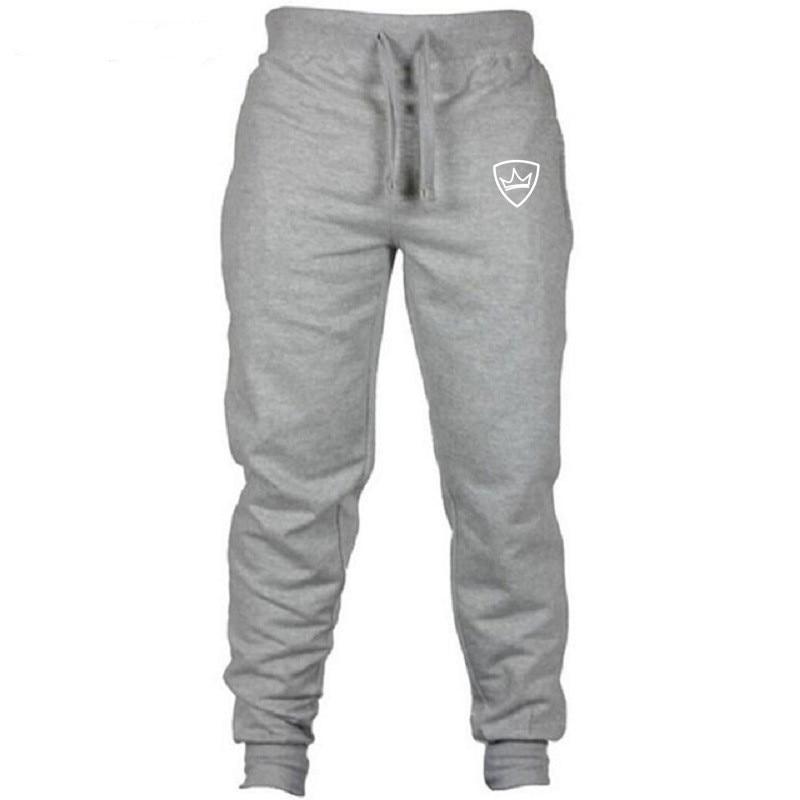 New Men Pants Joggers Sweatpants Jogger Pants Men Casual Pants Brand Dar Elastic Cotton GYMS Fitness Harem Mens Pants Trousers