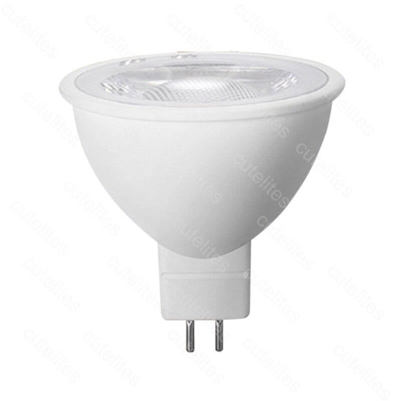 GU10 LED 220V Spotlight Dimmable Bulb Corn Lamp MR16 Spot Light Bulb LED Gu5.3 COB Bombillas Led 220v/12V Ampoule 5W 7W Lampada
