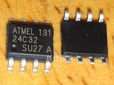 AT24C32 24C32 24C32N 24C32AN SOP8