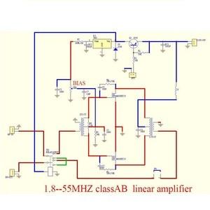 Image 3 - MINIPA DIY KITS 100W SSB linear HF Power Amplifier For YAESU FT 817 KX3 heastink cw AM FM C4 005