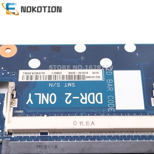 Image 2 - NOKOTION BA92 05741B BA92 05741A For Samsung R522 R518 R520 laptop motherboard DDR2 HD4650  graphics free cpu