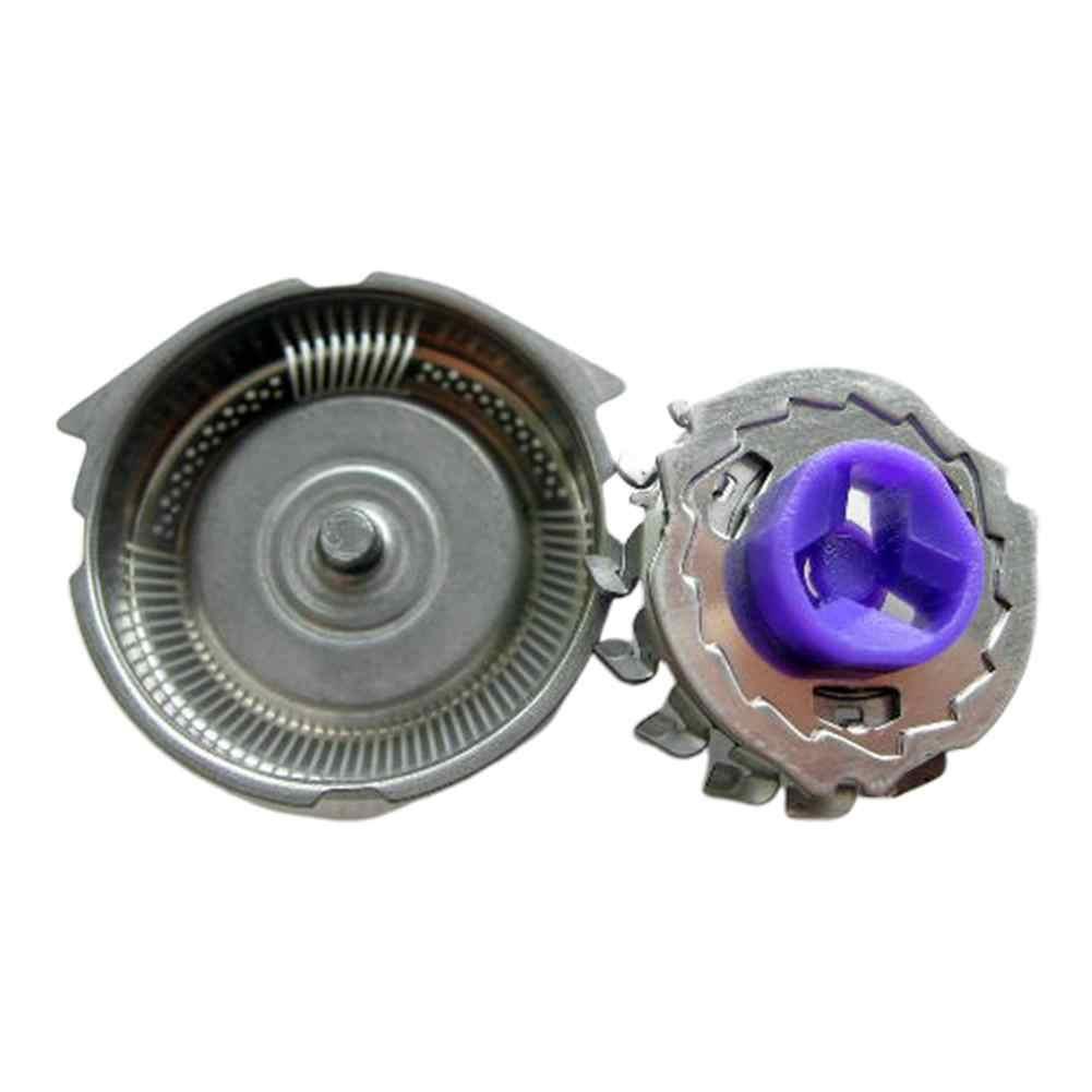 3 adet giyotin kulaklık keskin pürüzsüz elektrikli tıraş makinesi kafa Philips için HQ8 HQ7180 HQ7140 HQ6090 HQ6075