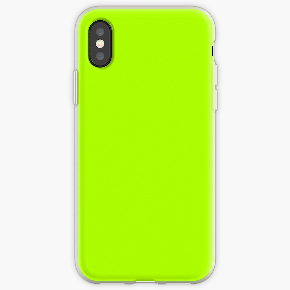 funda iphone 7 verde lima