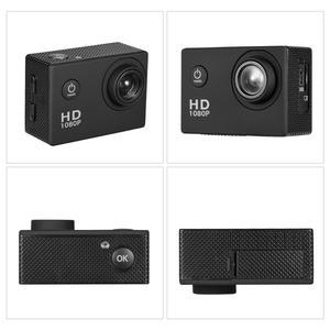 Image 4 - Mini Camera Action Camera 2inch LCD Sport Camera 1280x960P HD 1080P Digital Zoom Diving 30m 90 Angle Lens Sports Action Camera