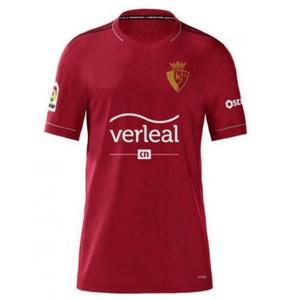 Мужская футболка для бега Osasuna, футболка высокого качества для бега, 2020