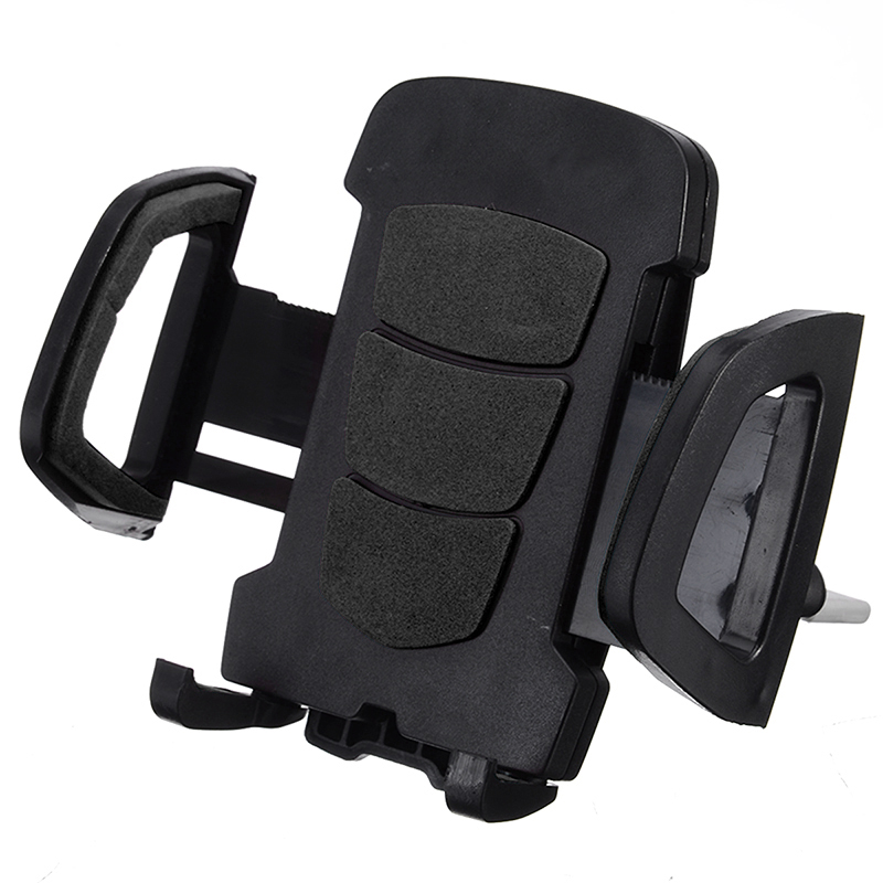 Pohiks Universal Portable Car CD Slot Mount Holder Stand For iphone 11 Pro Max Cradle 360 Degree Rotate Multifunction Navigation