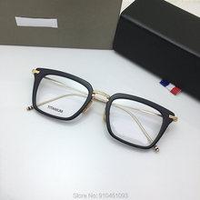 Мужские и женские очки для близорукости new york thom модные