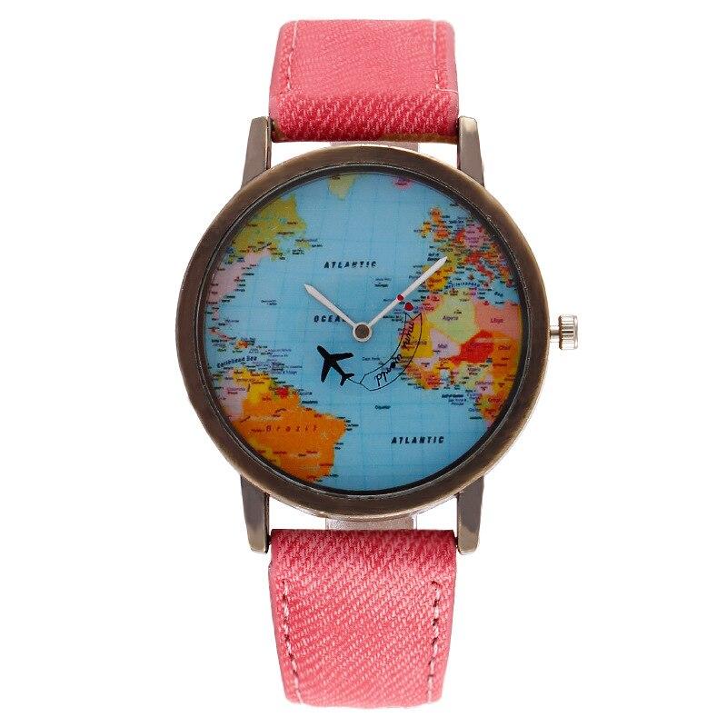 Mreurio хит продаж мужские часы регионов мира циферблат летательного