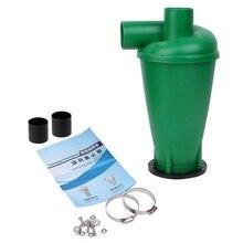 Triangulación de envío y venta al por mayor, filtro colector de polvo ciclón turbocargado con brida, separador de Base Sep.25