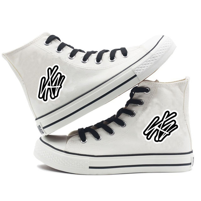 STRAY KIDS HIGH TOP SHOES (6 VARIAN)