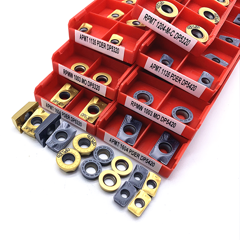 2pcs TCGT16T304 PCD Used for Aluminum  Diamond carbide Inserts cutting tools