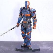 Equipe de prototipagem deathstroke 1/6 estátua figura modelo brinquedos