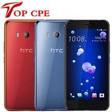 HTC U11 5.5 pouces 4GB RAM 64GB ROM Qualcomm835 Octa Core 4G LTE téléphone portable Android7.1 empreinte digitale smartphone