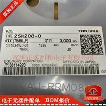 100% Original novo Em Estoque 2SK208-O Marcação: JO SOT-23 N 10 pçs/lote