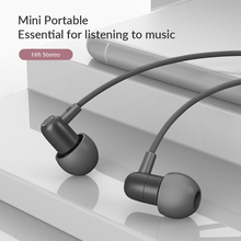 3.5mm Wired Headphones HIFI Stereo Earphone with Microphone Noise Canceling Earbuds Sport Bass Headset for Xiaomi Sony Huawei