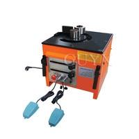Single automatic portable bending bar machine Precision Electric steel bending machine