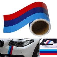 300cm * 50cm samochodów naklejka na BMW E46 E52 E53 E60 E90 E91 E92 E93 F30 F20 F10 F15 F13 M3 M5 M6 X1 X3 X5 X6 E39 E36 E30 E34 M3 Z4