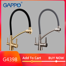 Tap Kitchen Faucets FILTER-TAP Mixer Sink Water-Purifier GAPPO