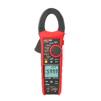 UNI T Digital Current Clamp Meter Professional True RMS Auto Power Off 3 Phase Motor DC Ampere Meter Clamp Multimeter Test Tool
