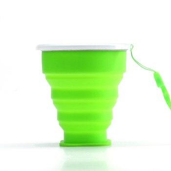 Foldable Silica Mug for Travel 1