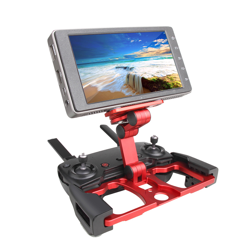 Support de télécommande support cristalsky support de tablette de téléphone support de montage en métal pour DJI Mavic 2/pro/air/spark Mavic Mini