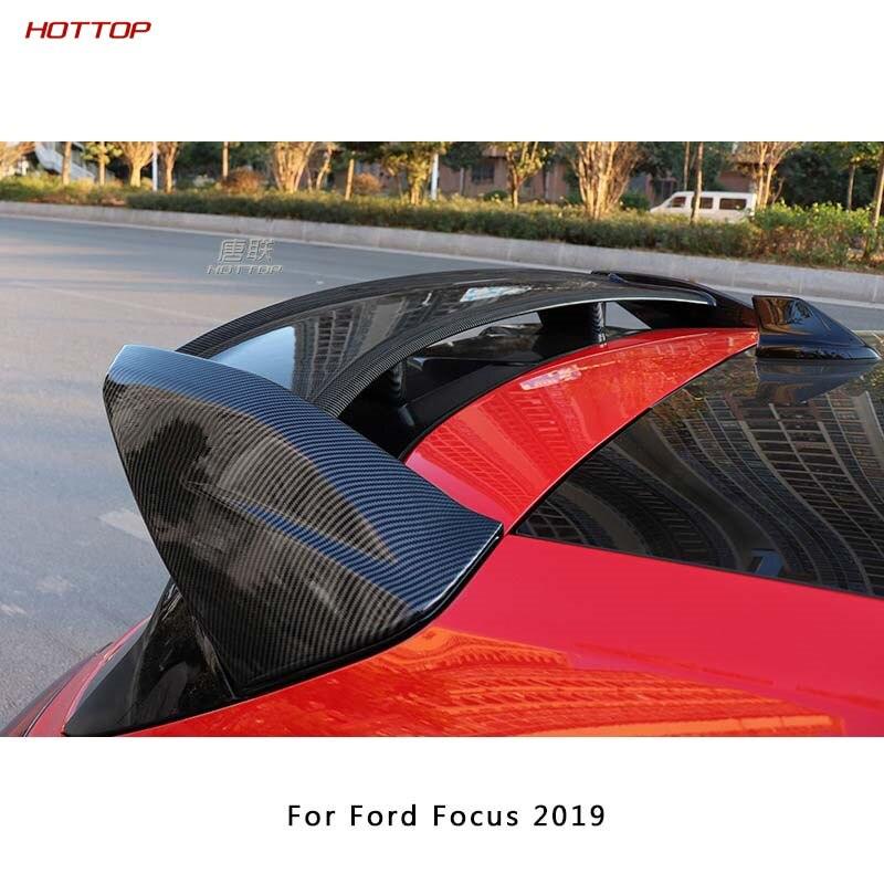 Funda decorativa para Ford Focus 2019 Tail alerón trasero para maletero (1 pieza)