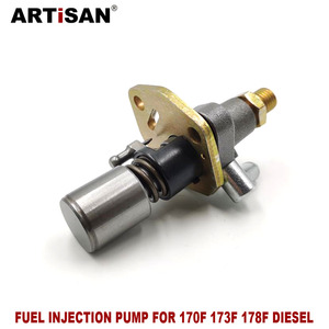 YANMAR L48 L60 L70 170F 173F 178F Diesel Fuel Injection Pump Fuel Inlet At Left for Generator . Garden Tool(China)