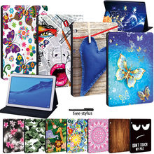 Shockproof PU Leather Tablet Case for Huawei MediaPad T3 8.0