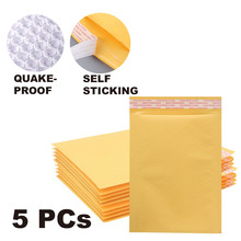 5pcs Paper Envelopes Bags Mailers Padded Envelope With Mailing Bag Business Supplies
