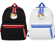 Natsume's Book of Friends Cartoon Cat Anime Travel Shoulder Teenagers Schoolbag Student Backpack Laptop Satchel Unisex New Gifts(China)