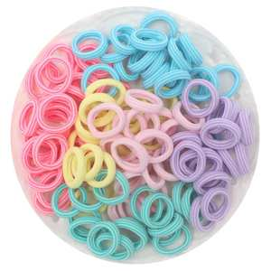 2019 new fine gift kids Elastic Hair Bands Product diameter 18mm Hair accessories