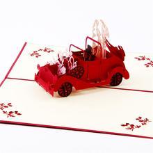 coche boda RETRO VINTAGE